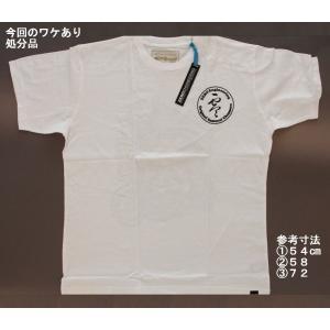 【処分品】ゼロエンジニアリング Tシャツ 侍チョッパー ホワイト XL(日本サイズ:2L〜3L相当) 大きいサイズ rubbermark