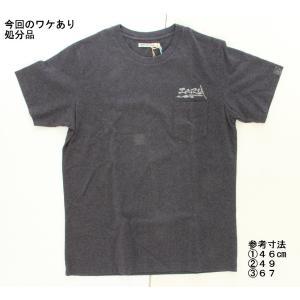 【処分品】 ベーシックTシャツ ブラック M(日本サイズ:L〜2L相当) ゼロエンジニアリング rubbermark