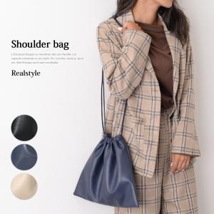 バッグ レディース アクセサリー 鞄 かばん ショルダーバッグ 肩掛け ハンドバッグ ミニバッグ 軽量 大人 可愛い 巾着|ruckruck