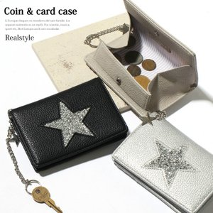 財布 コインケース カードケース レディース フラグメントケース ミニ サイフ ウォレット 小銭入れ カード収納 小さめ コンパクト おしゃれ 1912ss|ruckruck