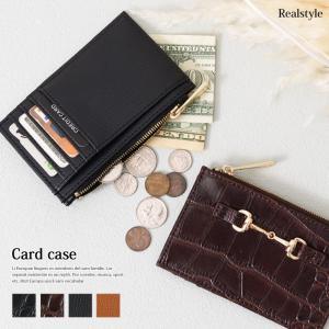ビット付き カードケース レディース コインケース 定期入れ icカード カード収納 1912ss|ruckruck