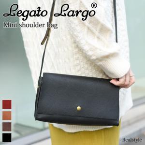 お財布ポシェット ショルダーバッグ ミニ おしゃれ サコッシュ レディース鞄 カバン Legato Largo レガートラルゴ マザーズバッグ