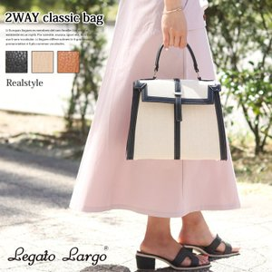 レガートラルゴ ショルダーバッグ トートバッグ ハンドバッグ 斜め掛け 通勤 鞄 カバン かばん ミニ Legato Largo|ruckruck