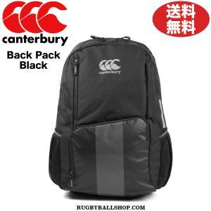 カンタベリー バッグ バックパック リュックサック ブラック  CANTERBURY