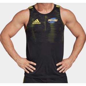 アディダス adidas 正規品 ラグビー ハリケーンズ トレーニング タンクトップ 公式 グッズ ユニフォーム レプリカ ウェア