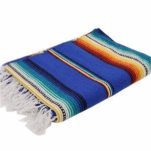エルパソサドルブランケット (El Paso SADDLEBLANKET) Rio Bravo[New Colors]Blanket/リオブラボーブランケット[約188×142cm]ROYAL.BLUE rugforest
