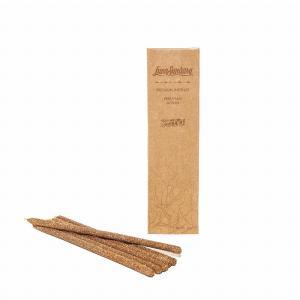 ルナスンダラ (Luna Sundara) Premium Myrrh Hand Rolled Incense Sticks プレミアム ミルラ ハンドロールインセンスお香[8本入りBOX]|rugforest