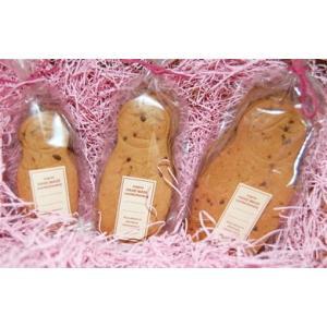 手作りマトリョーシカクッキー 黒糖入り SML各3枚セット|ruinok-2