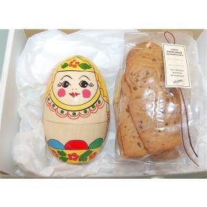 タマゴ王妃マトリョーシカ4個組 & マトリョーシカクッキーセット 受注生産のため納期は約7日|ruinok-2