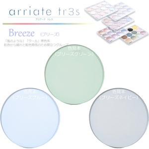 (カラー染色 レンズ色付け 2枚1組)(アリアーテトレス 各社共通) Breeze ブリーズ|rule