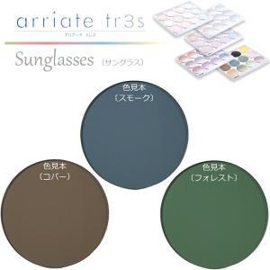 (カラー染色 レンズ色付け 2枚1組)(アリアーテトレス 各社共通) Sunglasses サングラス|rule