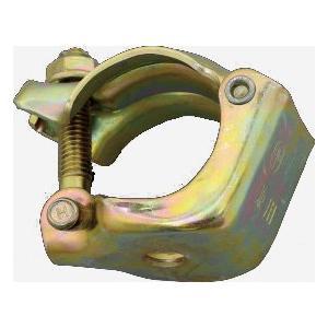 φ48.6パイプ・φ42.7パイプ兼用 クランプ底部にφ13mmの穴があります。 ※仮設工業会認定品...