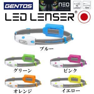 【GENTOS】LED LENSER NEO レッドレンザーネオ ヘッドランプ  /サイクリング/ランニング/散歩|runlife