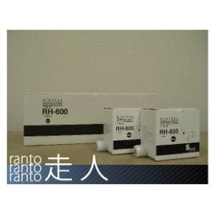 ホリイ用汎用インク 7000タイプ / 600 対応 黒 5本セット|runner