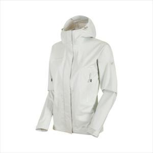 《送料無料》ジャケット MAMMUT (マムート) レディース MICROLAYER Jacket AF Women dark white 1010-25352 1906 アウトドア|runningclub-gh