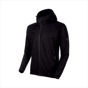 《送料無料》ジャケット MAMMUT (マムート) メンズ GRANITE SO Hooded Jacket AF Men black 1011-00321 1906 アウトドア|runningclub-gh