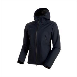 《送料無料》ジャケット MAMMUT (マムート) メンズ Masao SO Jacket Men black 1011-00460 1906 アウトドア|runningclub-gh