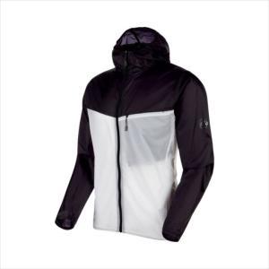 《送料無料》ジャケット MAMMUT (マムート) メンズ Convey WB Hooded Jacket AF Men blk-bright wht 1012-00190 1906 アウトドア|runningclub-gh
