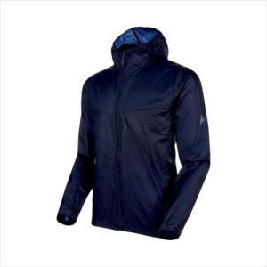 《送料無料》ジャケット MAMMUT (マムート) メンズ Convey WB Hooded Jacket AF Men peacoat 1012-00190 1906 アウトドア|runningclub-gh