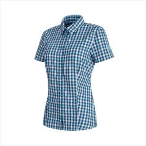 MAMMUT (マムート) Kirsi Shirt Women jay-whisper 1015-02021 1803 レディース ウィメンズ 婦人|runningclub-gh