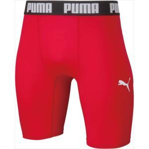 ストッキング PUMA (プーマ) メンズ コンプレッション ショートタイツ (01) 656333 1907 サッカー|runningclub-gh