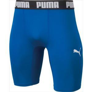 ストッキング PUMA (プーマ) メンズ コンプレッション ショートタイツ (10) 656333 1907 サッカー|runningclub-gh