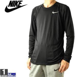 長袖Tシャツ ナイキ NIKE メンズ ブリーズ マイラー ノベルティ 長袖 トップ 904666 1812 トップス シャツ|runningclub-gh