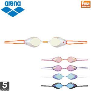 アリーナ/arena】 くもり止め スイムグラス ミラー加工 AGL-210MPA 1506  メンズ レディース FINA承認モデル runningclub-gh