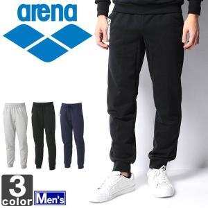 スウェットパンツ アリーナ arena メンズ ARN-5301P 1501  ルームウェア ロングパンツ ズボン|runningclub-gh