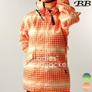 ボードウェア ビービー BB レディース BB-7151 スノーボードジャケット 1911 アウター スノボ|runningclub-gh