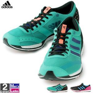 《送料無料》アディダス/adidas  メンズ レディース シューズ アディゼロ タクミ セン 3 BB7733 BB7735 1810 サブスリー ひも靴|runningclub-gh