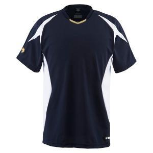 DESCENTE (デサント) ベースボールシャツ DB116 SNSW 1611|runningclub-gh
