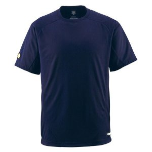 DESCENTE (デサント) 丸首Tシャツ DB200 DNVY 1611|runningclub-gh