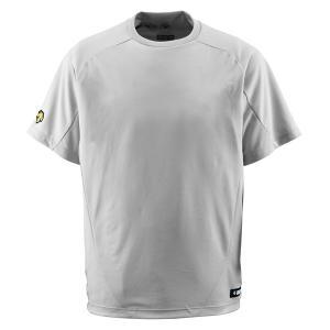 DESCENTE (デサント) 丸首Tシャツ DB200 SLV 1611|runningclub-gh