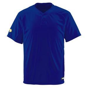 DESCENTE (デサント) 2ボタンTシャツ DB201 ROY 1611|runningclub-gh