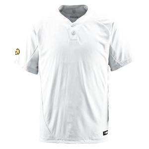 DESCENTE (デサント) 2ボタンTシャツ DB201 SWHT 1611|runningclub-gh