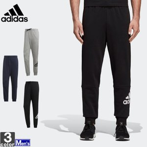 ロングパンツ アディダス adidas メンズ FSD64 MUSTHAVES BADGE OF SPORTS スウェットパンツ 裏毛 1908 ジョガーパンツ 2019年秋冬|runningclub-gh