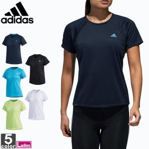 半袖 Tシャツ アディダス adidas レディース W 定番ロゴ FTF32 1901 シャツ トップス|runningclub-gh