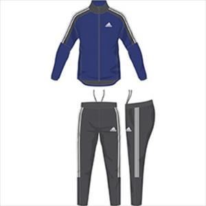 adidas (アディダス) ジュニア B ウインドブレーカー上下セット (裏起毛) (EC9204) FYQ44 1909 スポーツ|runningclub-gh