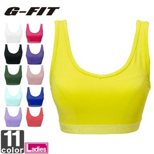 スポーツブラ ジーフィット G-FIT レディース ハイサポート ブラトップ GF-I049T 1706 スポブラ アンダーウェア|runningclub-gh