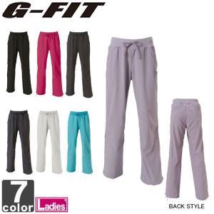 ロングパンツ ジーフィット G-FIT レディース ロングパンツ GF-N302PP 1601 ジム ダンス runningclub-gh