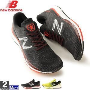 ランニングシューズ  ニューバランス New Balance メンズ HANZO U M MHANZU 1909 送料無 トレーニングシューズ 2019年秋冬|runningclub-gh