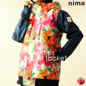 ジャケット ニーマ nima レディース NB-3007 スノーボードジャケット 1910 スノボ アウター runningclub-gh