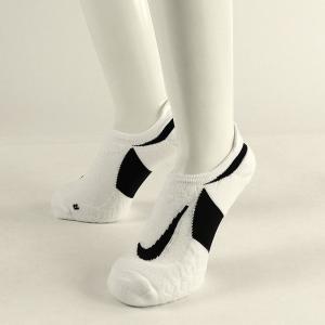 アンクルソックス ナイキ NIKE SX5462 エリートランニング クッション ノーショウソックス 1907 靴下 ローカット|runningclub-gh