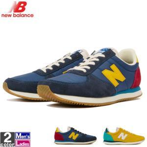 スニーカー ニューバランス New Balance  メンズ レディース ライフスタイル ランニング スタイル シューズ U220 1809 ひも靴 スエード runningclub-gh