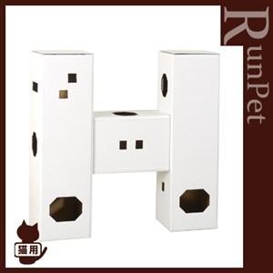 ・猫が好む相性の良いダンボール製。ダンボールだから加工が簡単。 ・室内の広さ・家具の配置・形状により...