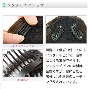 前髪ウィッグ 自然な髪と人気スタイルのフェイス...の詳細画像5