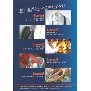イオンダッシュ ネオ ※4本で送料無料 《97%以上消臭,加齢臭,体臭》|rurian|02