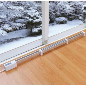【送料無料】窓下ヒーターZK-150 ⇒ ZK-151 150cmタイプ 《窓際の寒さ対策、結露防止、トイレ・洗面所補助暖房、ゼンケン》 rurian
