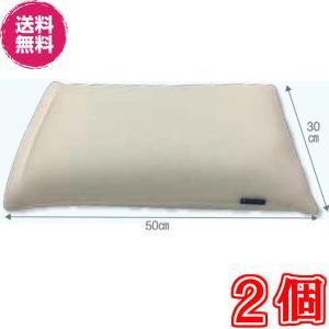 高反発枕 キュービック・ボディー 枕 NPC-050 ×2個《あなた好みの理想の枕、洗浄可能、ユニチカテクノス》※メーカー直送の為「代引き不可」 ※送料無料|rurian